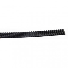 GT2 6mm PU Timing Belt with Steel Core - Black