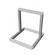 Aluminum Extrusion Frame for 3D Printer