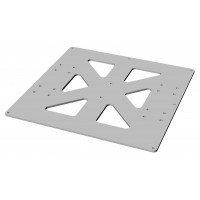 Aluminum Y Carriage Plate